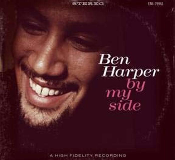 """""""By my Side"""", brani selezionati da Ben Harper"""