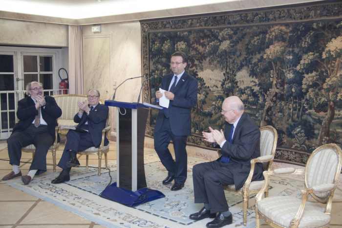 "Al prof. Massimo Montanari il ""Prix Rabelais"""