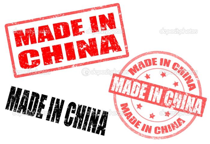 """Quando il """"Made in China""""… fa acqua"""