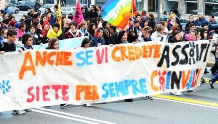 """""""Libera"""" ad Imola, Bologna, Firenze"""