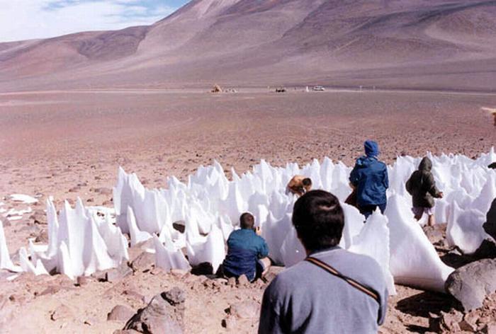 I paesaggi delle Ande nel nord dell'Argentina