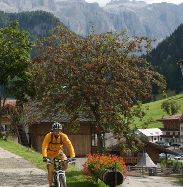 """Bike summer"" 2013 in Val Gardena"
