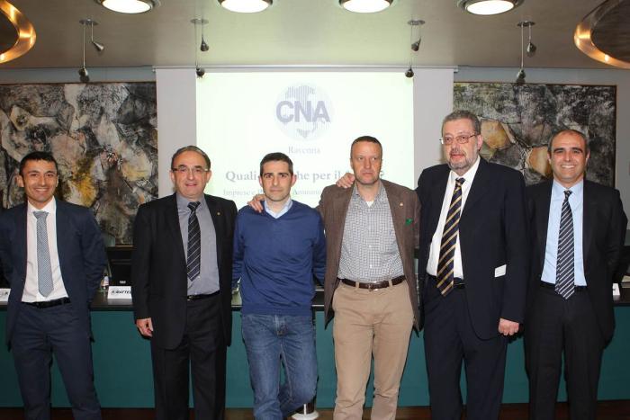 Tre sindaci Matteucci, (Ravenna), Tosi (Verona) e Pizzarotti (Parma) d'accordo su tutto