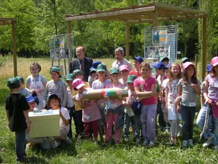 EcoFesta ai bacini di Rineggio