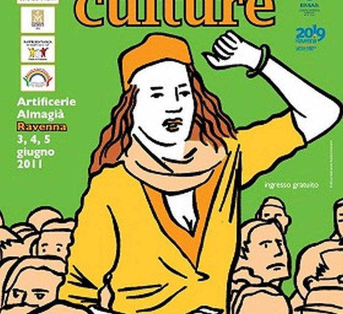 """""""Festival delle culture"""" a Ravenna"""
