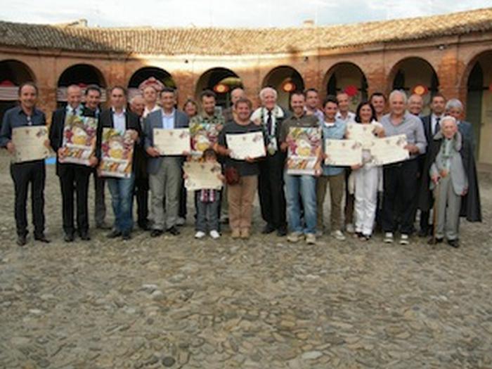 """Premiati i vincitori del concorso """"Vino del tribuno"""""""