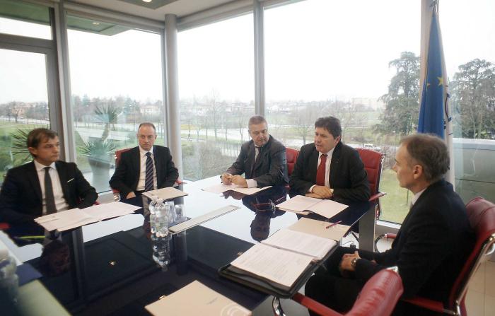 Un accordo per rilanciare piccole e medie imprese