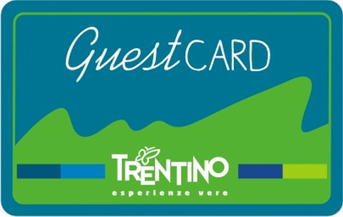 La Guest Card apre le porte del Trentino
