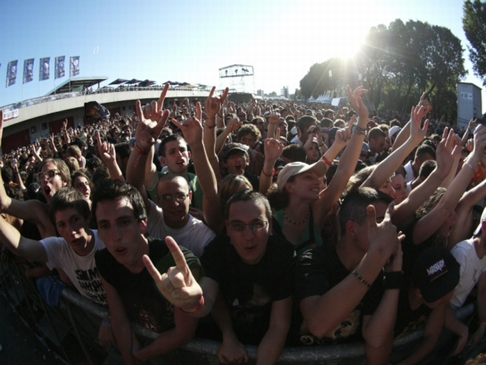 Sonisphere: Imola supera l'esame