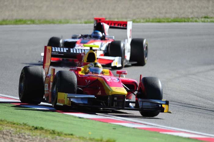 Gp2: vince Clos, a Grosjean il titolo