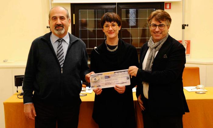 Donati 14mila euro per i Comuni terremotati
