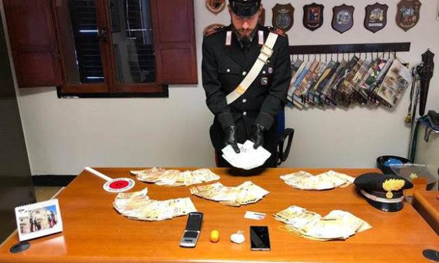 Trovato in casa con cocaina purissima e 59mila euro, arrestato un 47enne