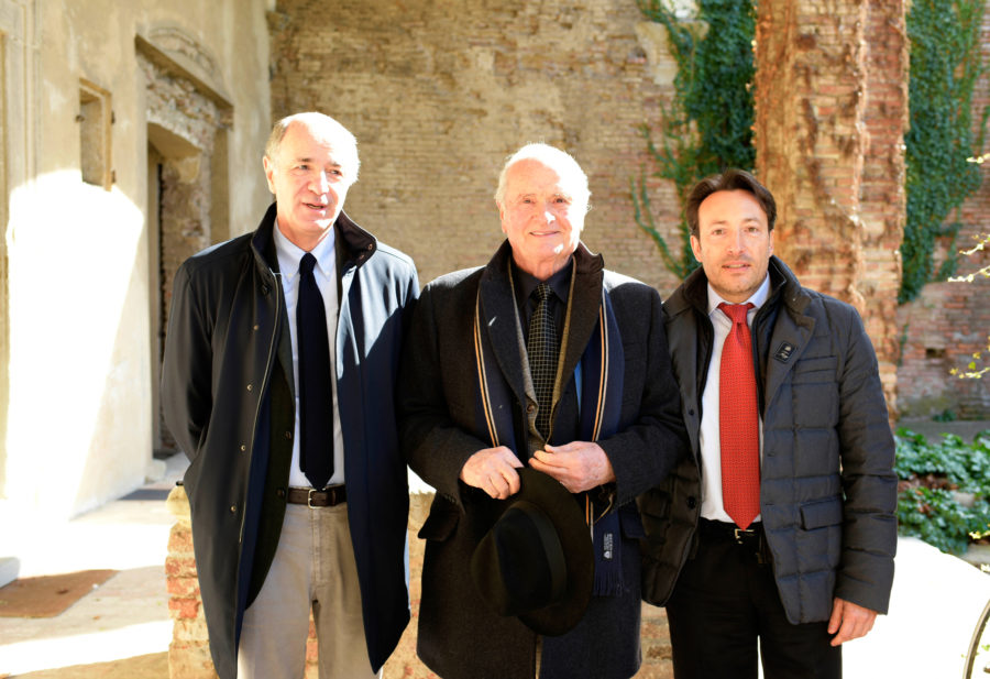 Corrado Passera nuovo presidente dell'Accademia pianistica