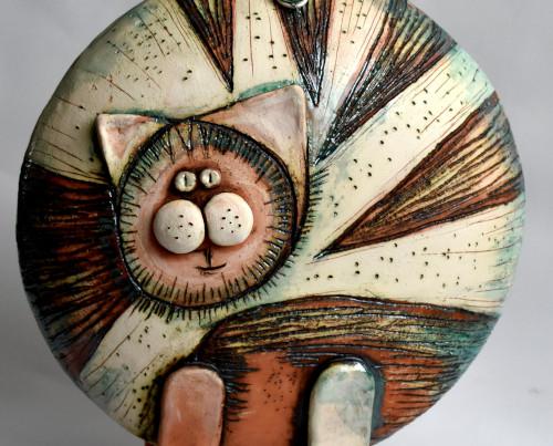 """Ceramiche e gatti: va in scena """"Artegatto Artefatto"""""""