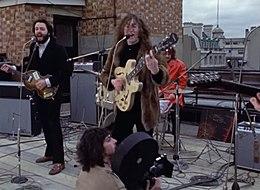 Beatles, cinquant'anni fa il concerto sul tetto della Apple