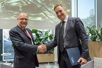 Siemens Mobility con A35 Brebemi per la prima autostrada elettrica in Italia