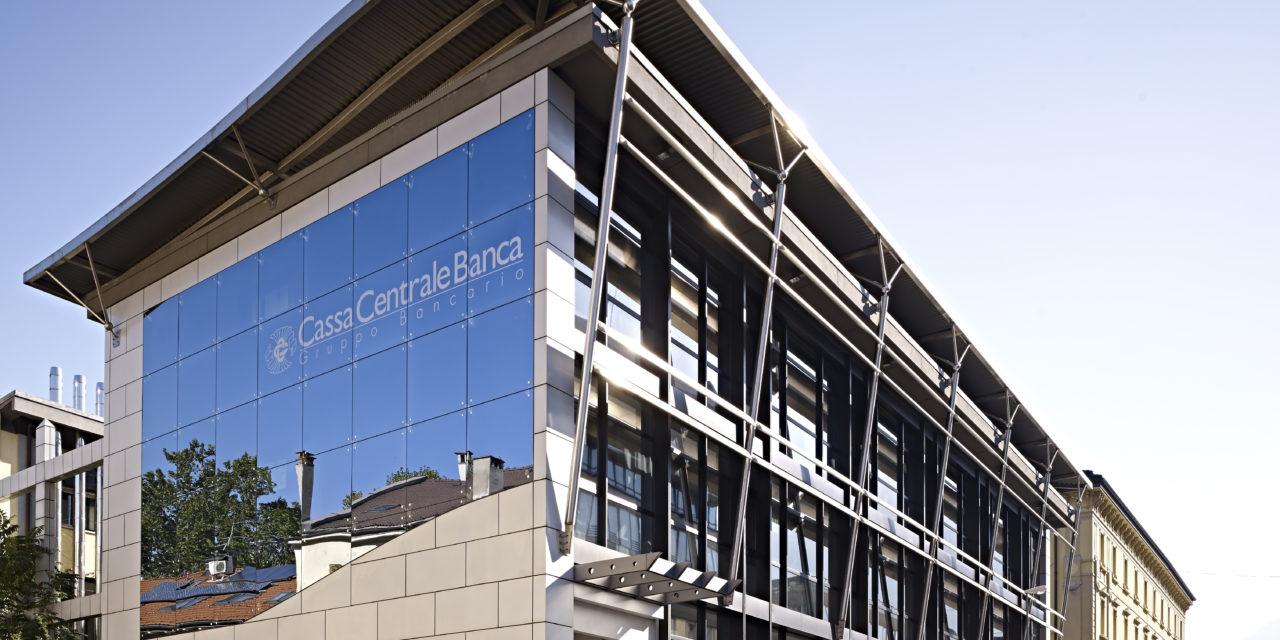 Cassa Centrale Banca è all'opera