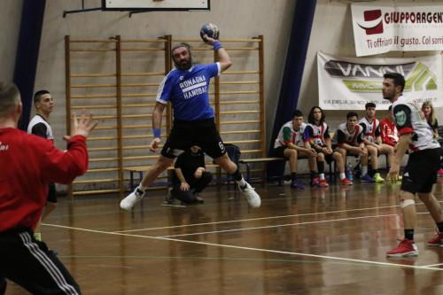 Pallamano, il Romagna handball torna alla vittoria