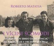 """Incontro con Roberto Matatia, autore de """"I vicini scomodi"""""""