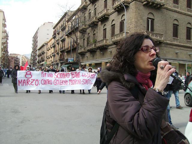 L'8 marzo della Donne in Campo