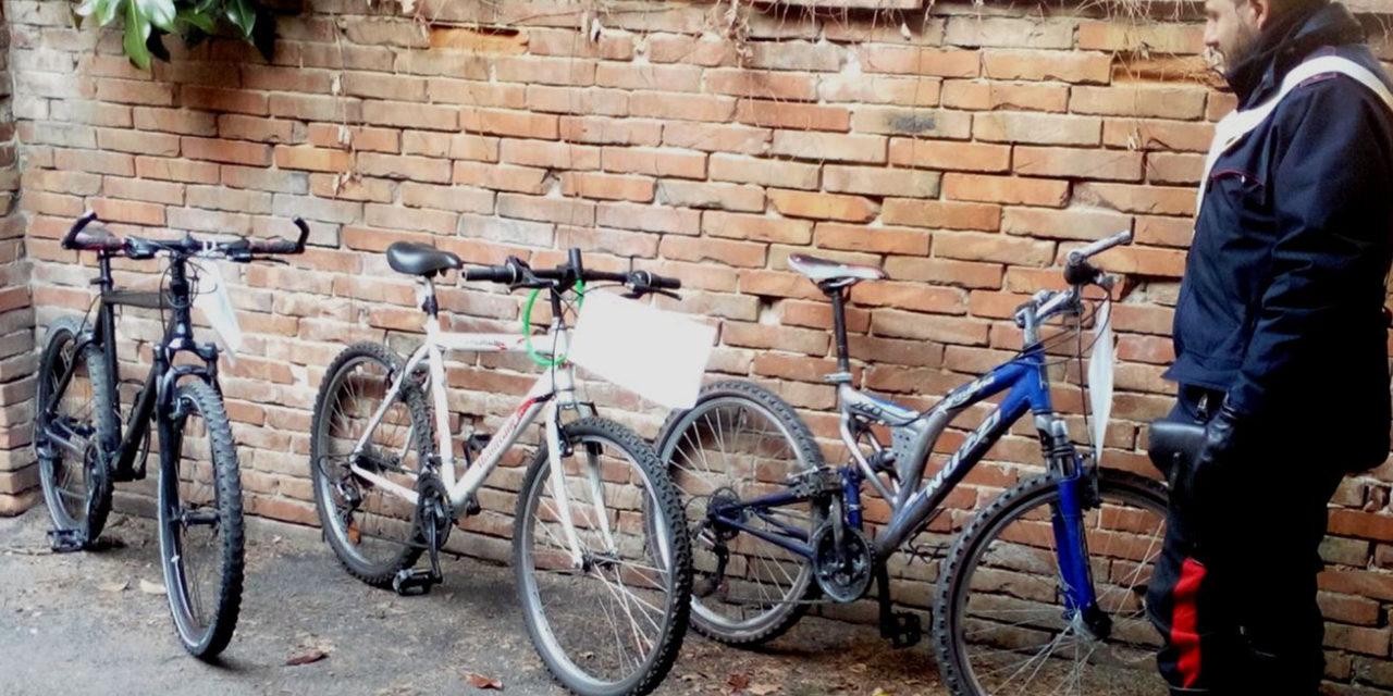 Contro i furti di bici, targarle con marchio indelebile