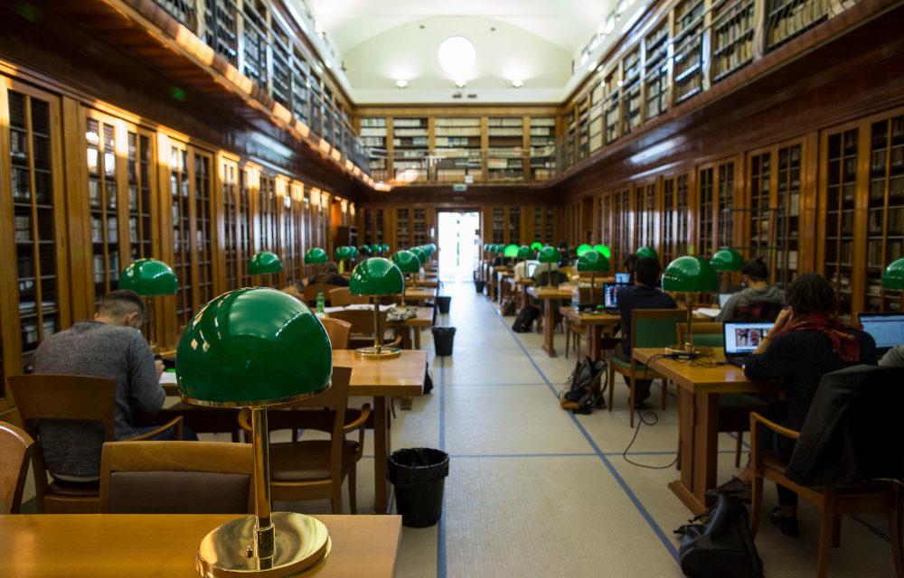 Biblioteca Manfrediana: prevista la consegna a domicilio dei libri in prestito