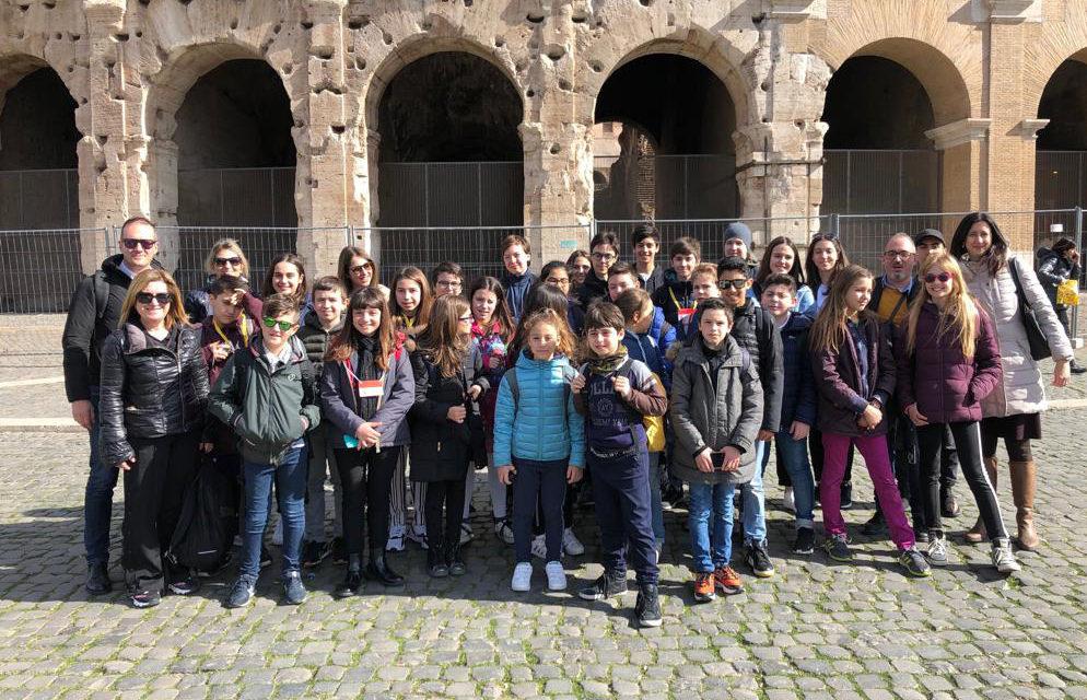 La Consulta dei ragazzi e delle ragazze in visita a Montecitorio