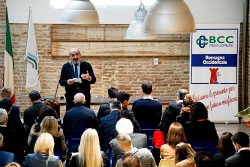 La piattaforma MF Centralerisk entra nei servizi della Bcc Romagna Occidentale