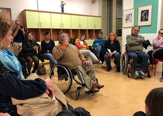 A Montecatone Griffo, Osservatorio delle persone con disabilità