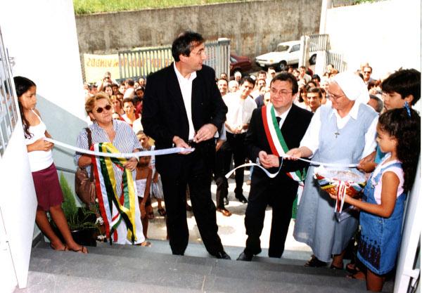 Da Sao Bernardo ad Alvarenga, storia di un progetto