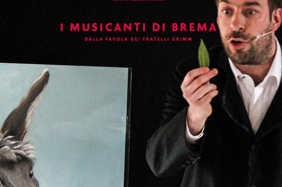 """""""I musicanti di Brema"""" in scena al Cassero"""