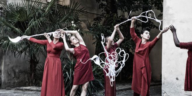 """Al via """"Per una comunità danzante"""", festival di arte contemporanea"""