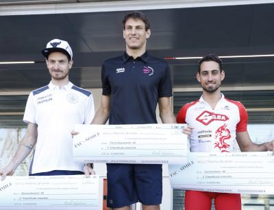 Duathlon di Imola, vincono Costanza Arpinelli e Nicola Azzano