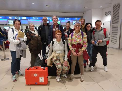 Medici e volontari di Kasomay in missione in Senegal