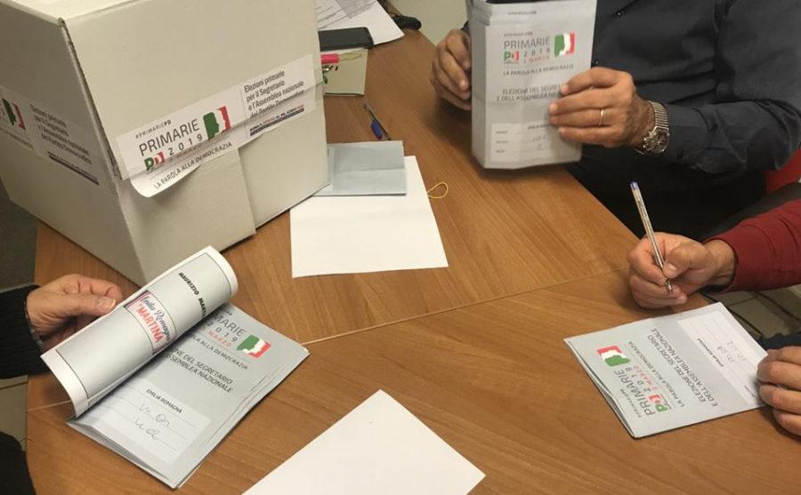Bologna20 giugno, primarie Pd