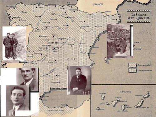 Imolesi nella Guerra civile di Spagna, incontro martedì 9 aprile