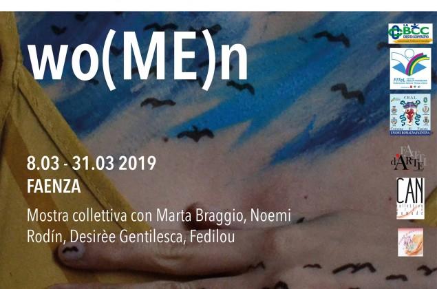 Wo(me)n, una mostra itinerante per raccontare le donne