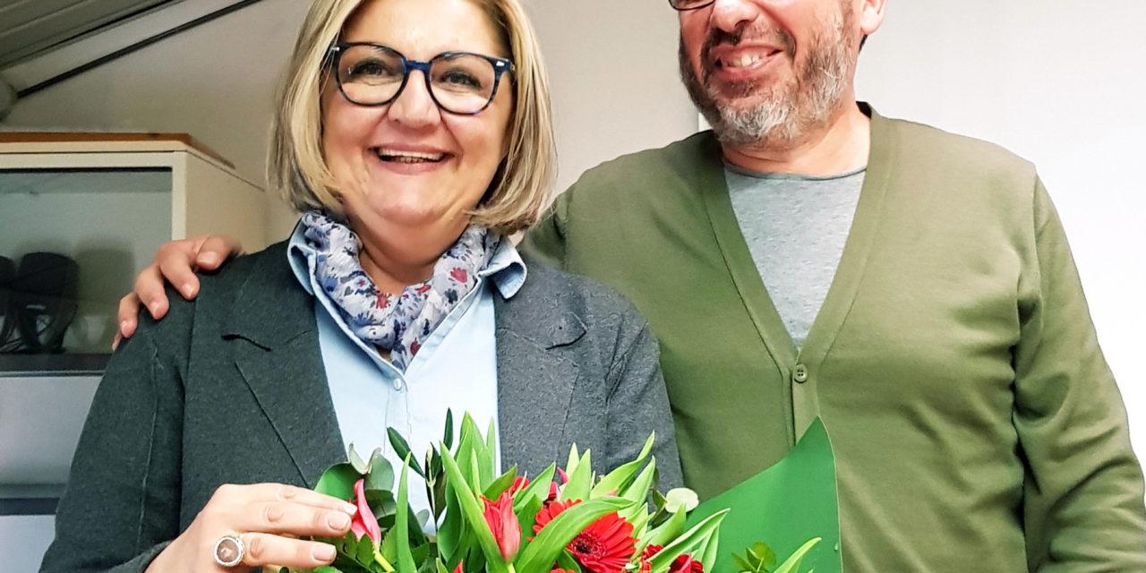 Giannotti eletta nuova segretaria della Filcams Cgil