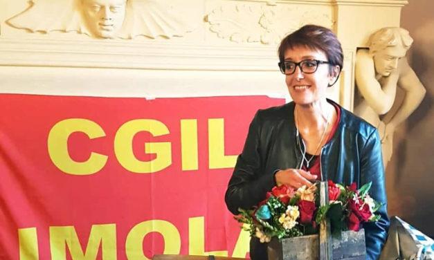 Grementieri segretaria della Flai Cgil, sostituisce la Giannotti
