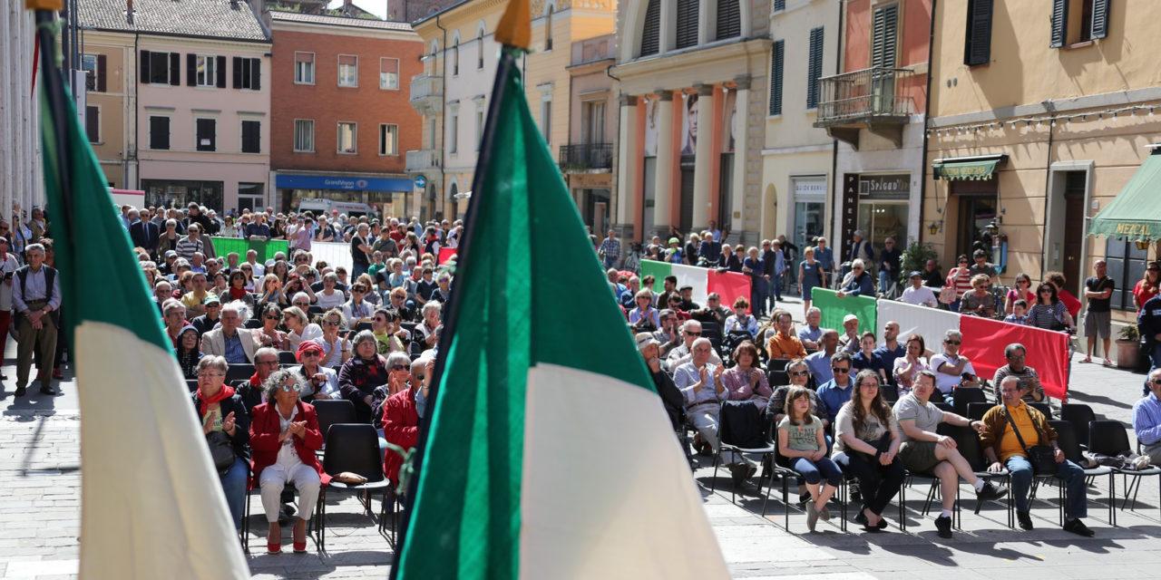Liberazione, il 25 aprile con la sindaca e il presidente Anpi