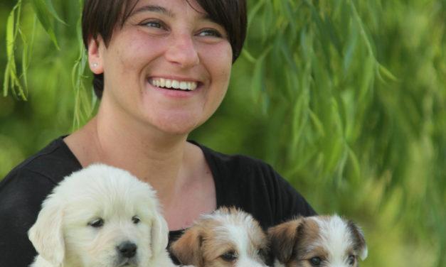 Pet Therapy per disabili, un evento con persone di Montecatone