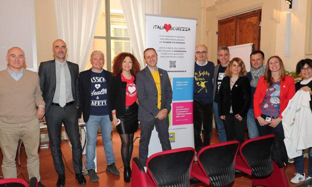 """""""Italia loves sicurezza"""", tanti incontri per la salute delle persone"""