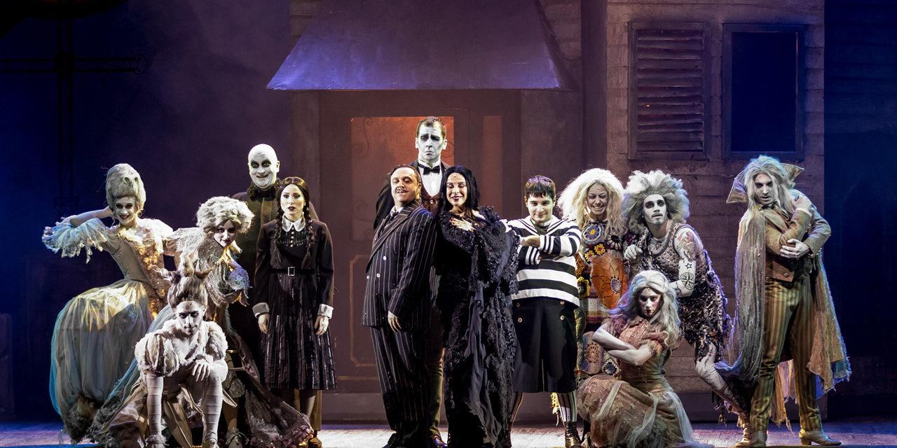 """La """"Famiglia Addams"""" chiude la stagione dello Stignani"""