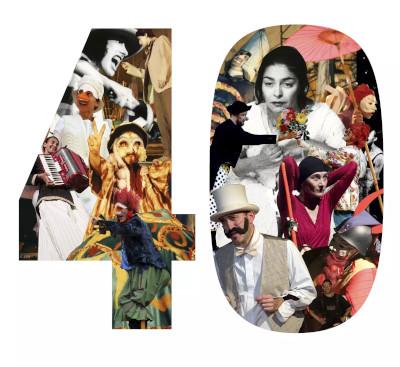 Ccontinuano i festeggiamenti per i 40 anni del teatro Due Mondi