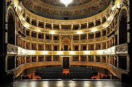 Teatro Masini Faenza: dal 3 ottobre ricominciano le visite guidate