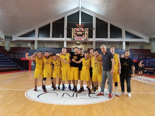 Playoff basket C Gold, la Virtus passa il turno
