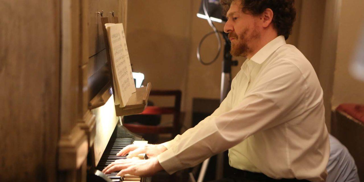 """Presentazione di """"Compositions"""", ultimo cd del Maestro Forlivesi"""