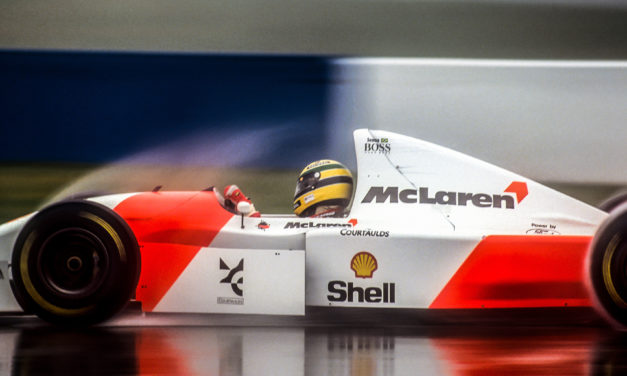 "Motor Valley Fest, in mostra la ""mitica"" McLaren di Senna"