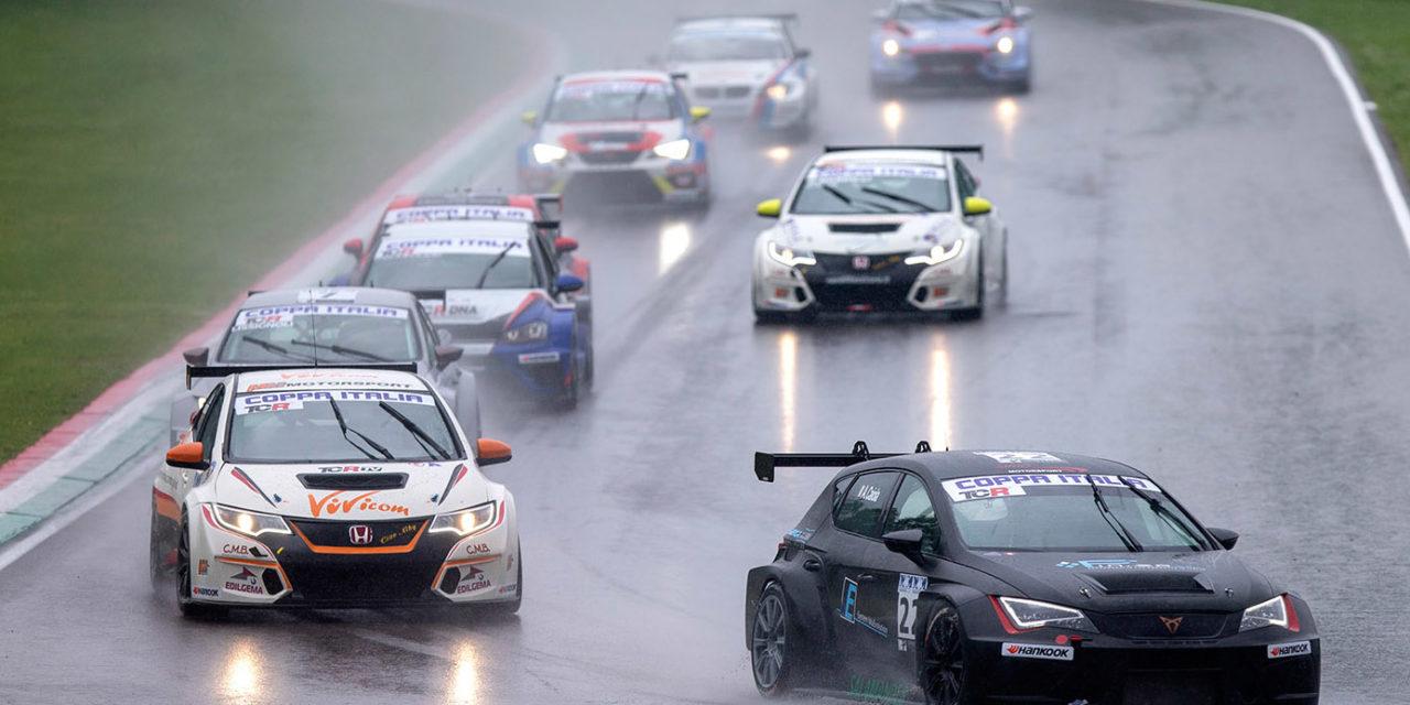 Gruppo Peroni Race all'autodromo, 11 gare con colpi di scena