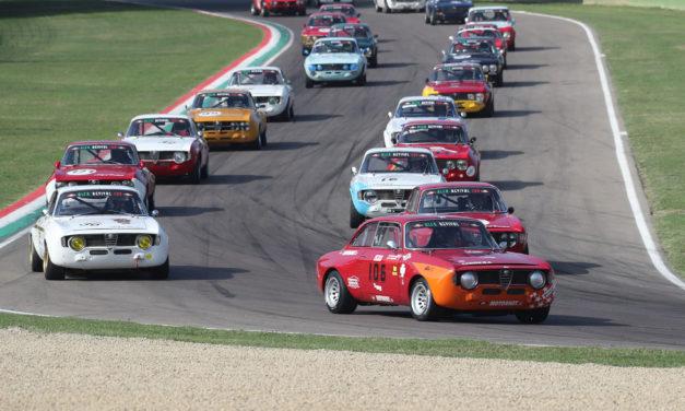 Quarto weekend del Gruppo Peroni Race con circa 180 vetture in pista
